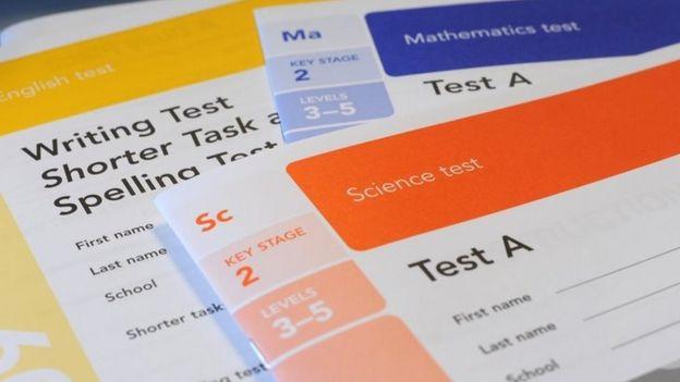 Provas do SAT, exame americano