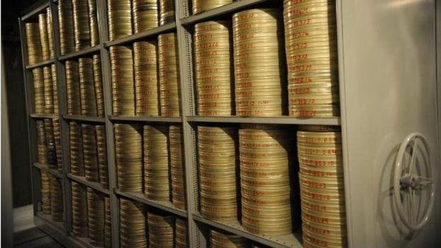 阿爾巴尼亞電影檔案館館藏