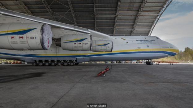 Bất cứ ai muốn thuê chiếc An-225 thì phải trả 30.000 đô la một giờ