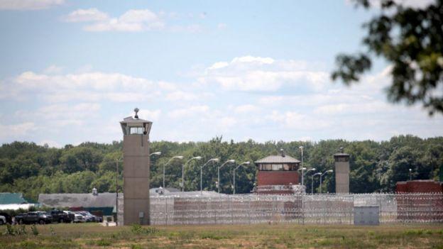 Prisión federal de Terre Haute (Indiana).