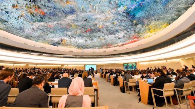 Очередная сессия Совета ООН по правам человека