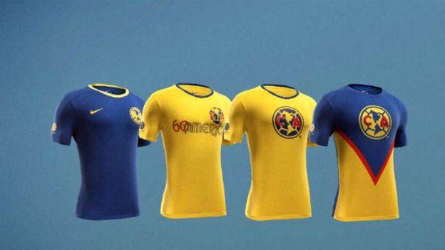 El creciente auge de las camisetas retro de los clubes de fútbol que ... a3a2572aea0e4
