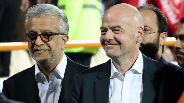 جانی اینفانتینو، رئیس سوئیسی فیفا از فدراسیون فوتبال ایران خواسته تا زمانبندی تغییرات برای حضور زنان در ورزشگاه را اعلام کند