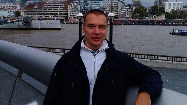 Alexey Naumkin