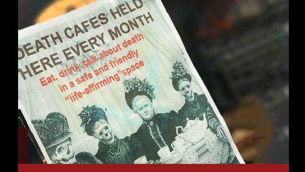 Invitación al Café de la Muerte