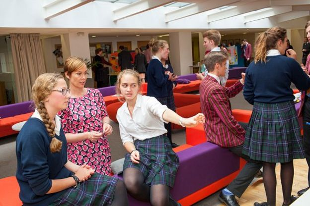 Fettes College is a private coeducational independent boarding and day school in Edinburgh, Scotland,
