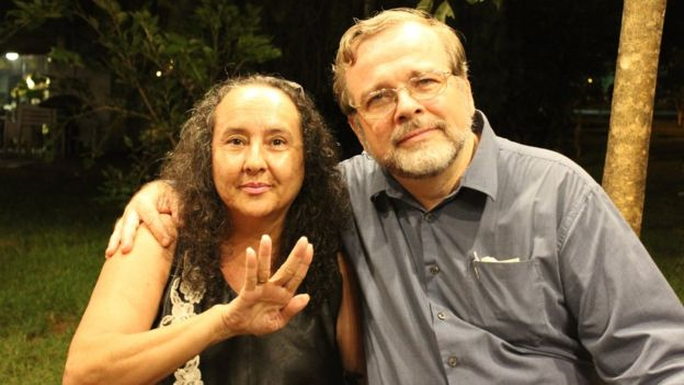 Dalila e Fabio Jed