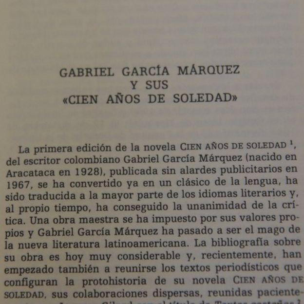 Estudio introductorio de Joaquín Marco.