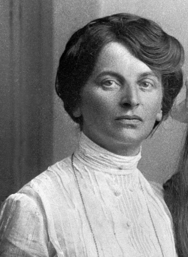 Инесса Арманд, 1910 г.