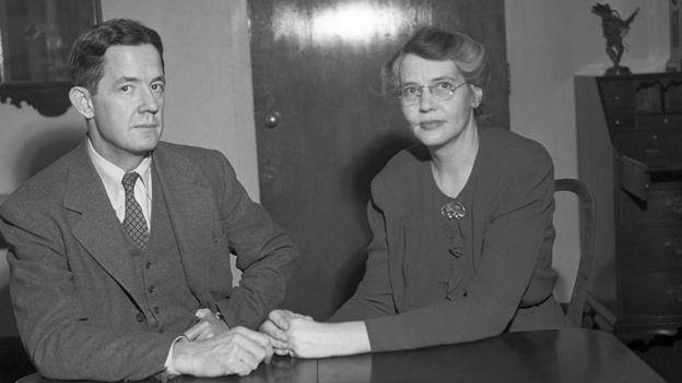 Alfred Blalock y Helen Taussig.