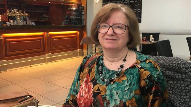 Huguette Meunier Chuvin, Fransız tarihçi