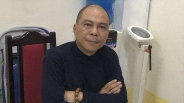 ông Phạm Nhật Vũ