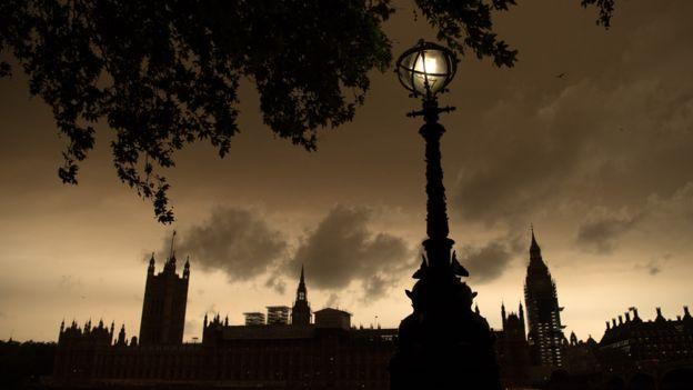 London dust
