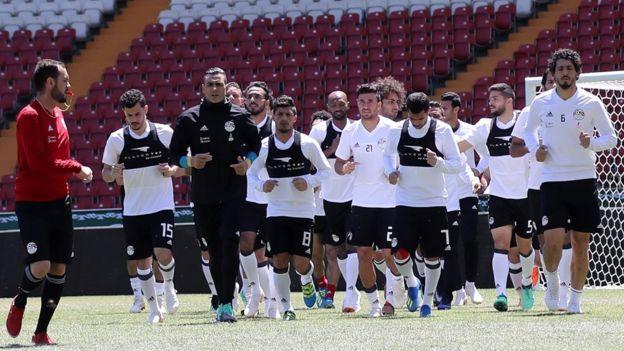 مواعيد مباريات المنتخبات العربية كأس العالم 2018مصر