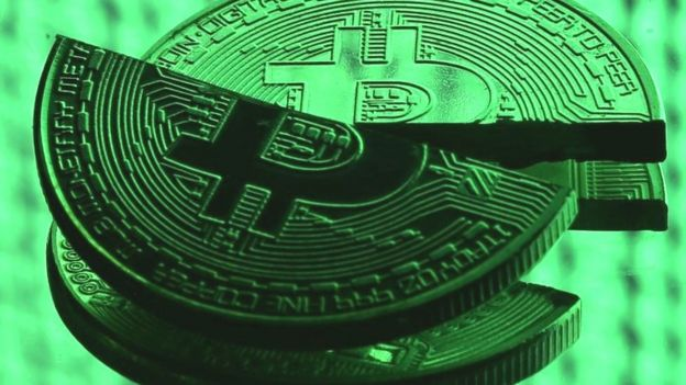 Bitcoin Cash deals frozen as insider trading is probed - BBC