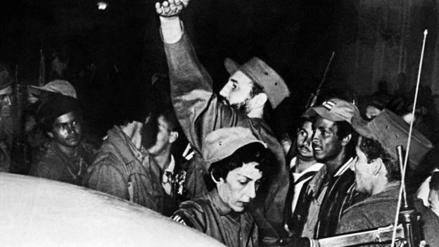 Los rebeldes lograron la victoria contra Batista el 1 de enero de 1959.