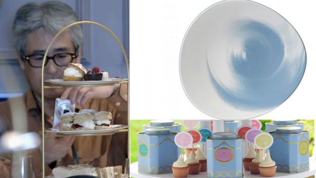 New Wedgwood products.