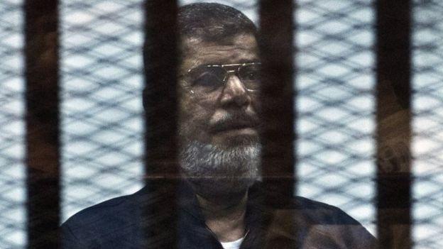 Mısır'ın hapisteki Müslüman Kardeşler üyesi devrik Cumhurbaşkanı Muhammed Mursi