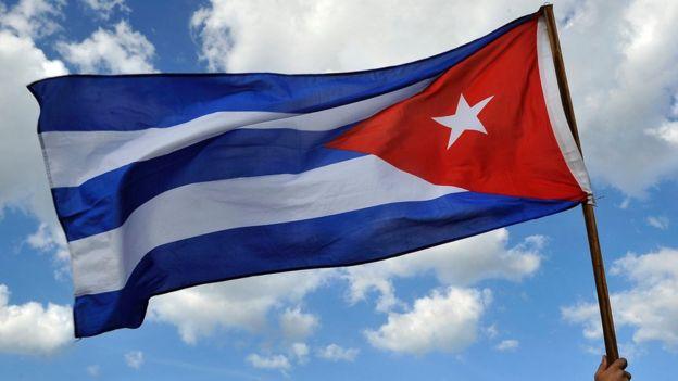 پرچم کوبا