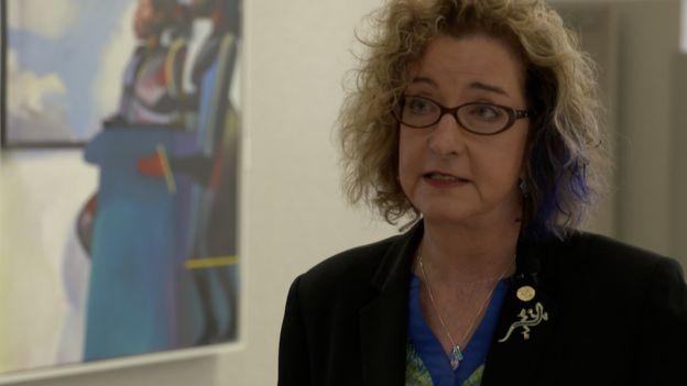 لارا گرین، عضو هیئت رئیسه انجمن فیزیک آمریکا: ما فقط خواستار رعایت حقوق بشر برای این افراد هستیم.