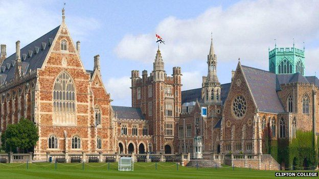 Ex-Clifton College teacher jailed for secret filming at boarding ...