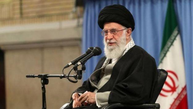 علي خامنئي، المرشد الأعلى للثورة الإسلامية في إيران