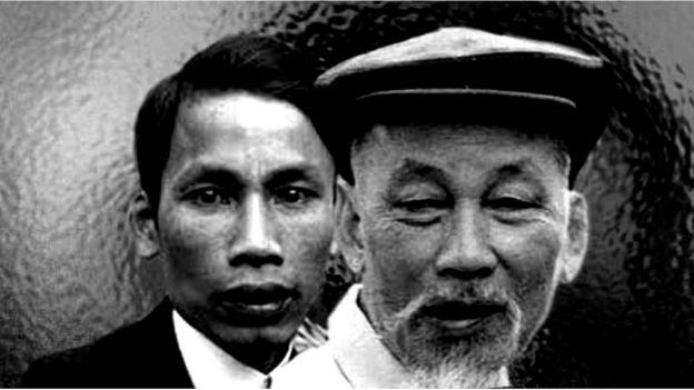 Hồ Chí Minh - Nguyễn Ái Quốc