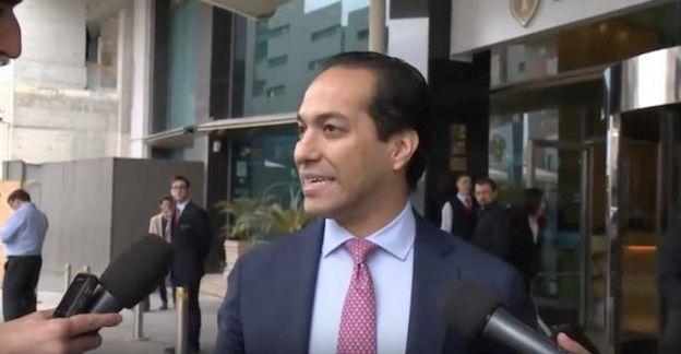 وزارت دادگستری آمریکا اتهاماتش علیه علی صدر را پس گرفت
