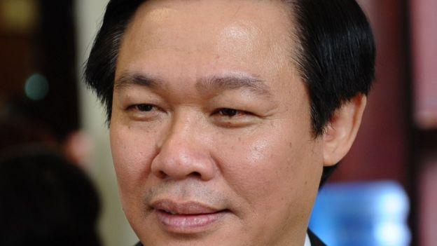 Phó Thủ tướng Việt Nam Vương Đình Huệ