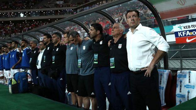 رئیس فدراسیون فوتبال ایران میگوید پولی نداریم به مارک ویلموتس پرداخت کنیم