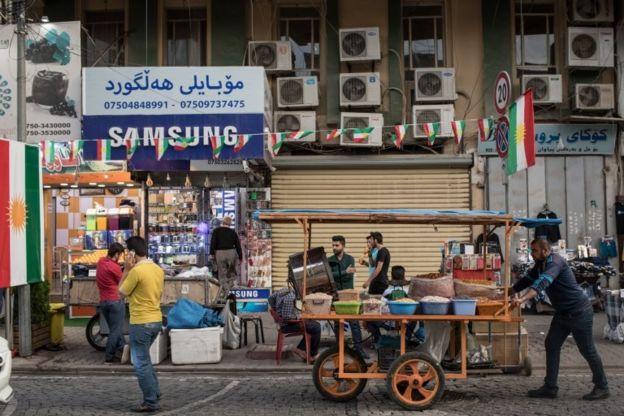 Irak Kürdistanı
