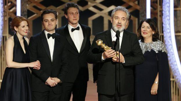 جایزه بهترین فیلم گلدن گلوب به ۱۹۱۷ رسید