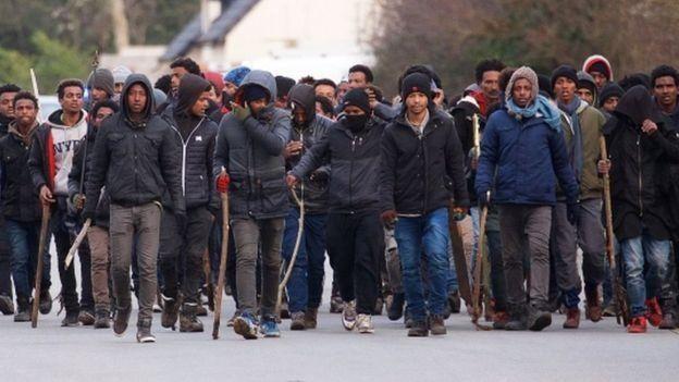 پناهجویان ایترهای