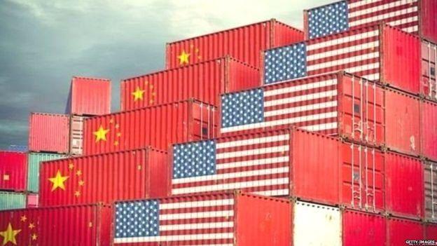अमेरिका चीन व्यापार