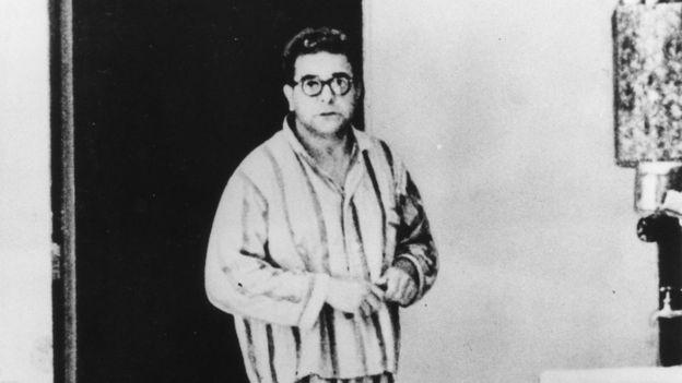 Ramón Mercader.