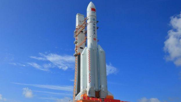 Roketler gittikçe daha büyük ve daha ağır oluyor