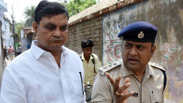 El director de la organización a cargo del hogar Brajesh Thakur está acusado de violación y abuso.