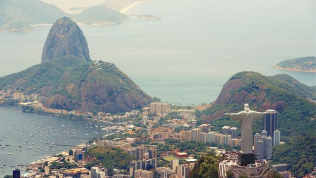 Río de Janeiro.