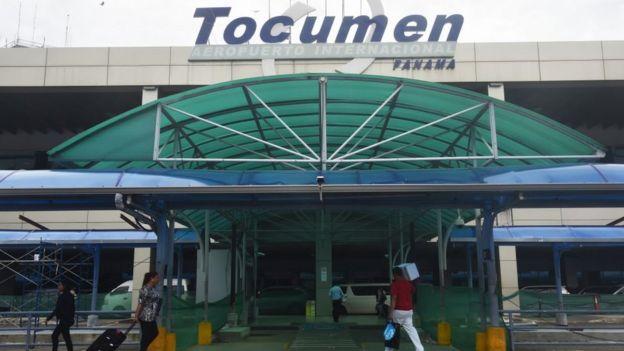 Aeropuerto de Tocumen en Panamá