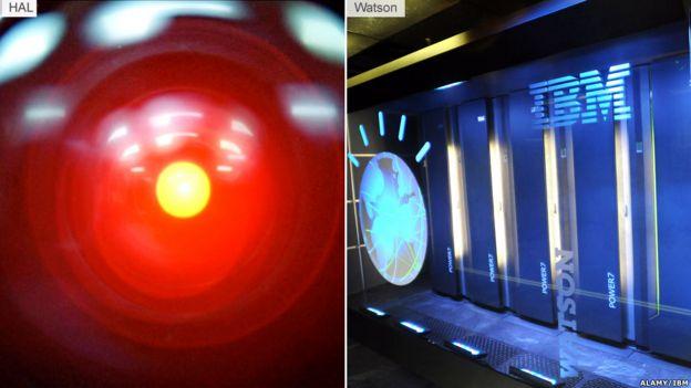Hal and Watson composite image