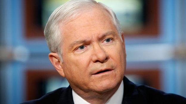 Ông Gates cũng là giám đốc CIA từ 1991 đến 1993