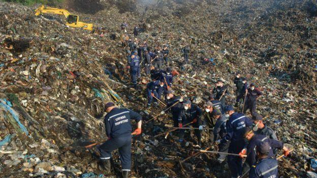 500 пірамід: скільки сміття в Україні