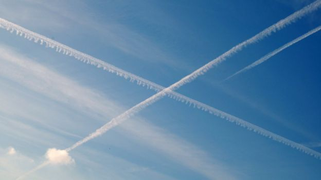 Chemtrail' conspiracy theorists: The people who think