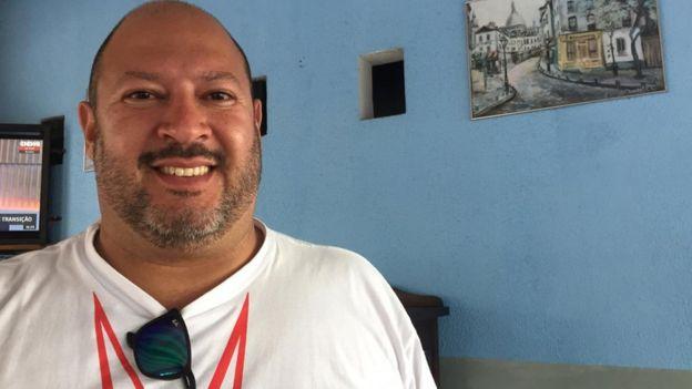 Clayton Diogenes da Silva, 43, funcionário da Ford