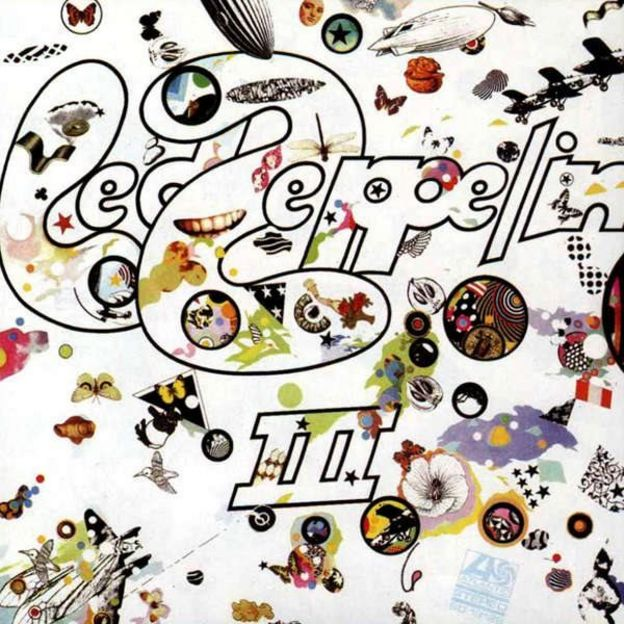 Обложка Led Zeppelin III