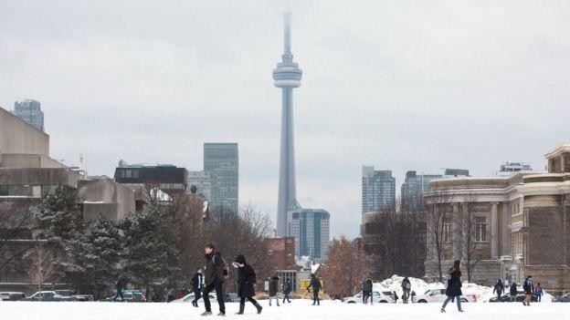 Universidad of Toronto