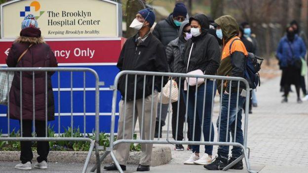 Coronavirus en EE.UU.   El devastador impacto del covid-19 entre los afroamericanos  _111713073_gettyimages-1207811109