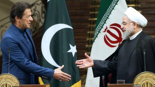 عمران خان در تهران: نمیخواهیم بین ایران و عربستان درگیری رخ دهد
