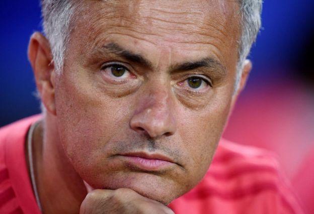 Mourinho desea seguir reforzando la plantilla del Manchester United.