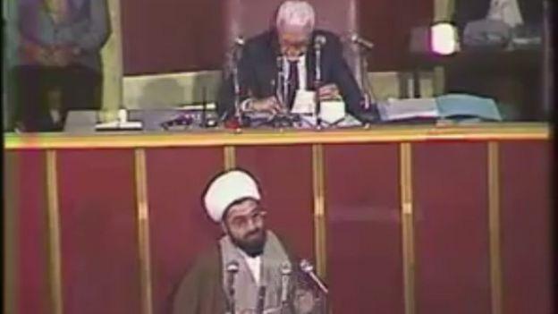 حسن روحانی خود از نمایندگان مجلس اول در ایران بود میگوید مجلس اول و انتخاباتش بهترین مجلس تاریخ جمهوری اسلامی بود و در آن نهضت آزادی و جبهه ملی و مجاهدین هم شرکت داشتند